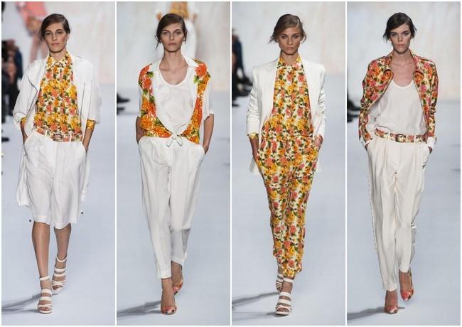 Модный хит лета 2013 — цветочный принт!