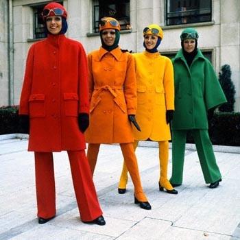 одежда и цвет, значения цвета в одежде