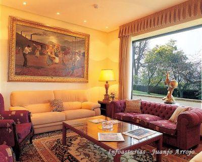 экологические и сельские отели Астурии