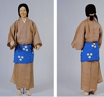 японское косоде