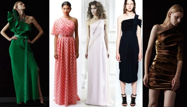 Модные платья 2014:фасоны, материал и расцветка модных платьев 2014.