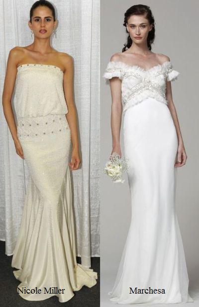 Свадебная мода 2013: свадебные платья сезона весна-лето 2013