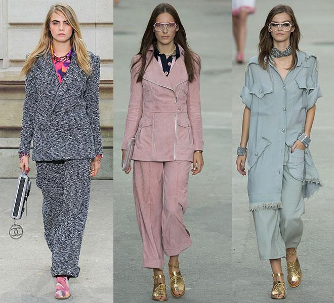 Комплекты одежды в стиле элегантного «Денди»