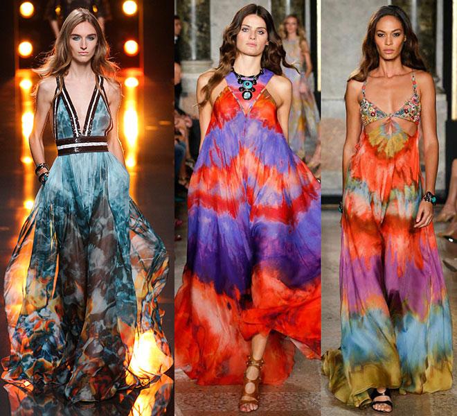 Модный сезон весна-лето 2015 – стиль Хиппи.