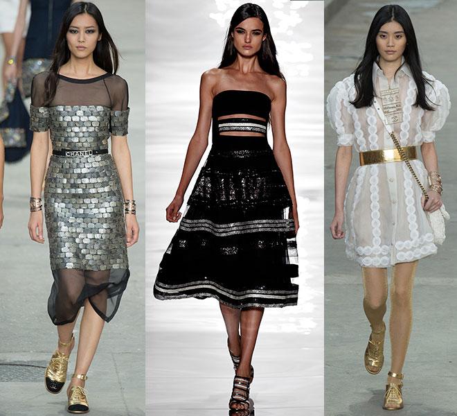 Модный хит весны-лета 2015: прозрачность